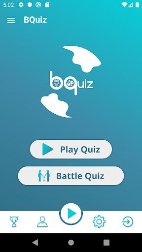 bquiz screenshot 2
