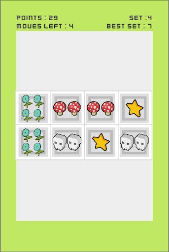 2 pairs : card matching game screenshot 3