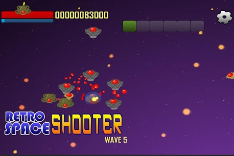 Retro Space Shooter – Game Hack Cheats (iOS & Android) 4