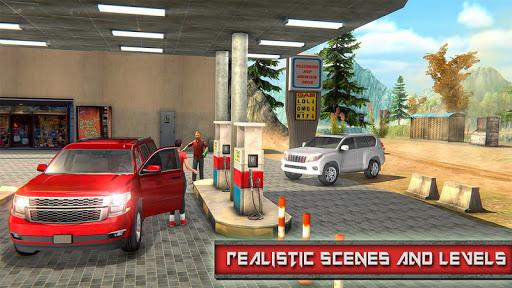 Crazy Taxi Jeep Drive: Jeep Driving Games 2020 apkslow screenshots 11