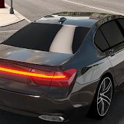 Metal Car Driving Simulator