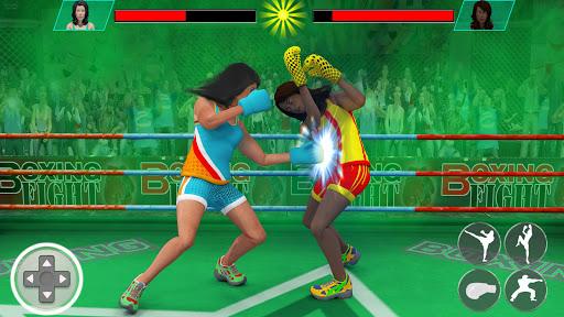 Punch Boxing Warrior: Ninja Kung Fu Fighting Games 3.1.7 screenshots 4