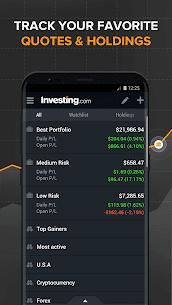 Investing.com Mod Apk: Stocks, Finance, (AdFree/Paid Unlocked) 8