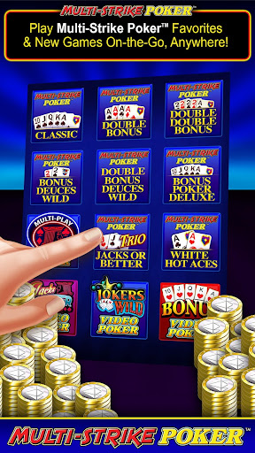 Multi-Strike Video Poker | Multi-Play Video Poker screenshots 1