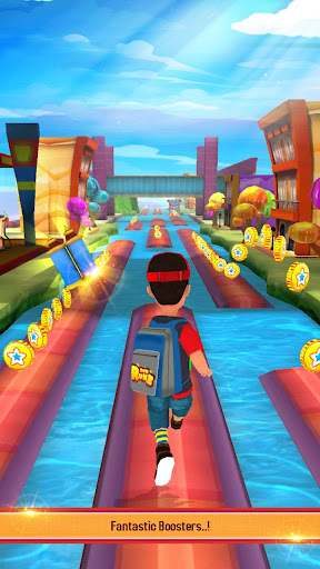 RUN RUN 3D 3 - Hyper Water Surfer Endless Race 500.8.0 screenshots 6