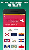 Motorcycle Practice Test 2021