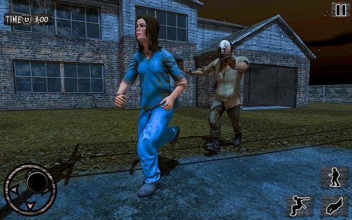 Psychopath Jason Hunt: Scary Game 3d 1.7 screenshots 1