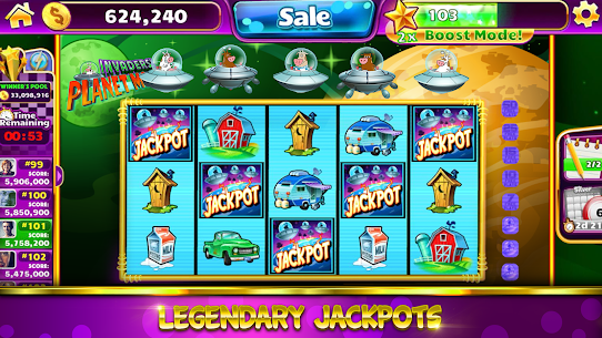 لعبة Jackpot Party Casino 3