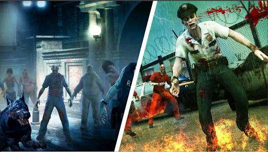 Zombie Critical Strike Mod Apk- New Offline FPS (Unlimited Money) 2