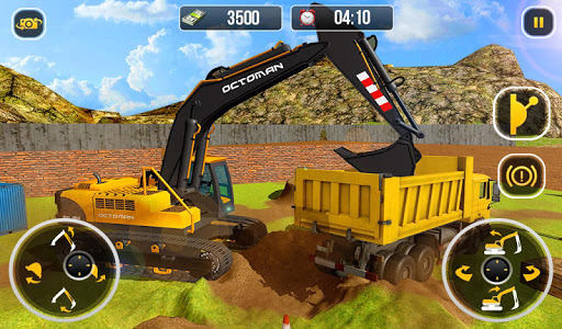 Heavy Excavator Crane - City Construction Sim 2020 1.1.3 screenshots 11