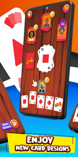 Whot King: Multiplayer Card Game free + offline 5.2.1 screenshots 2