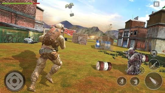 Fps Battlegrounds Secret Mission 4