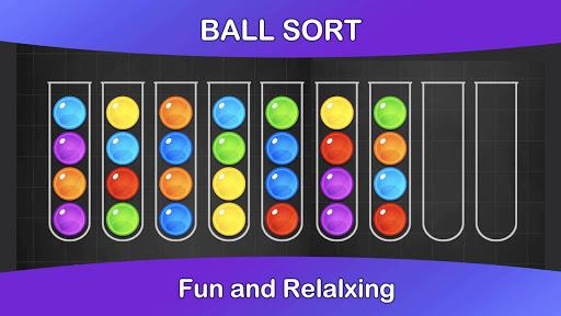 Ball Sort Puzzle - Color Sorting Balls Puzzle 1.1.0 screenshots 6
