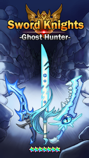 Sword Knights : Ghost Hunter (idle rpg)