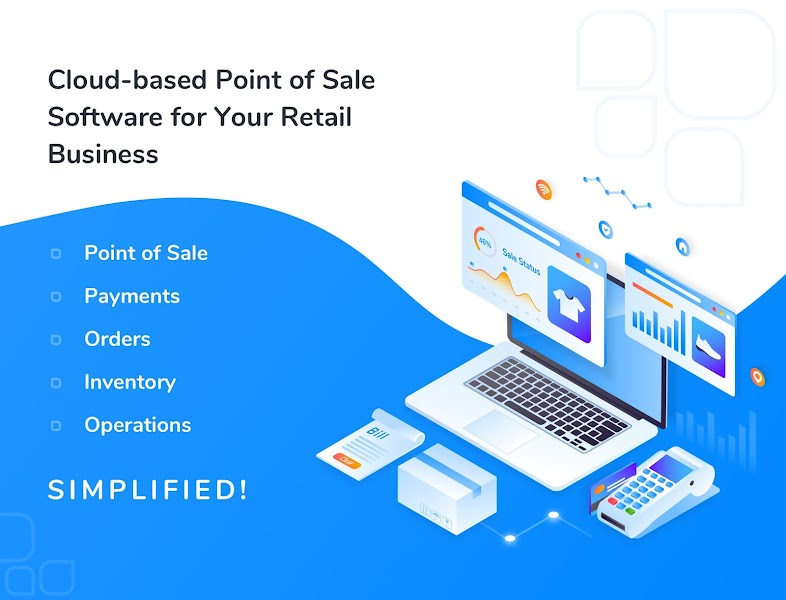 Omni Retail: Point of Sale, Orders & Inventory