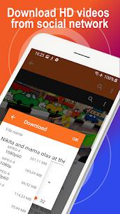 Social video downloader 3