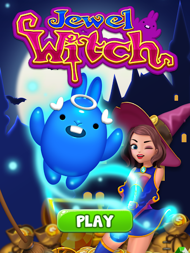 Jewel Witch - Best Funny Three Match Puzzle Game 1.8.2 screenshots 9