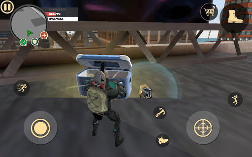 Rope Hero: Vice Town 4.8.1 screenshots 4