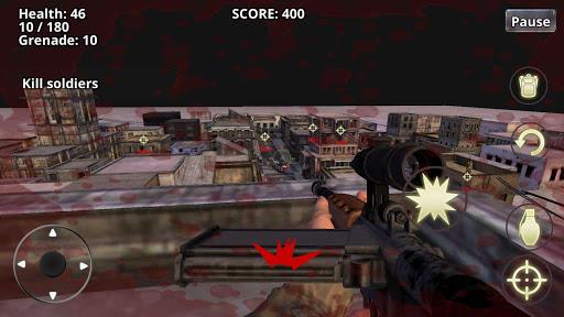 War Battleground WW2 Shooter  screenshots 7