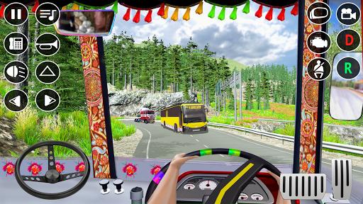Indian Truck Modern Driver: Cargo Driving Games 3D apktram screenshots 2