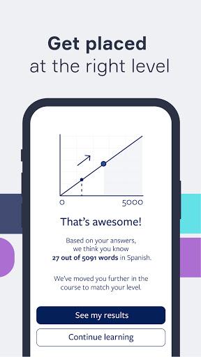 Lingvist: Learn Languages Fast 2.63.8 screenshots 2