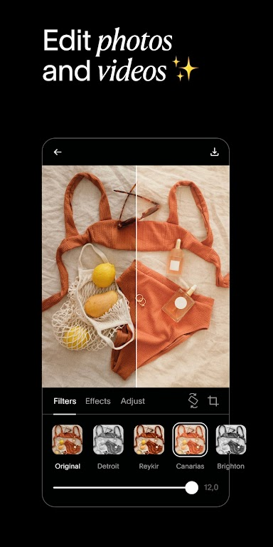 Unfold — Story Maker & Instagram Template Editor poster 5
