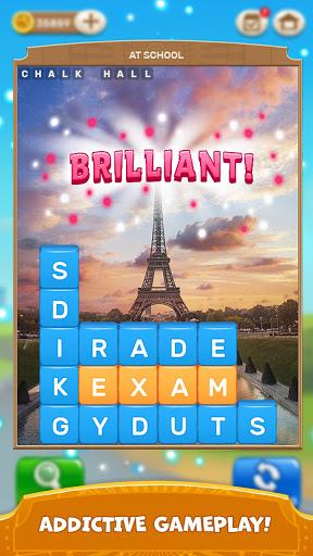 Word Tower - Free Offline Word Game screenshots 1