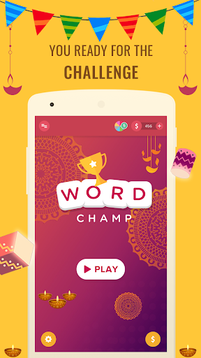 Word Champ - Free Word Game & Word Puzzle Games 7.9 screenshots 9