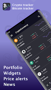 Bitcoin price – Cryptocurrency widget MOD APK 1
