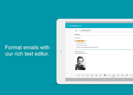Aqua Mail - Email app for Any Email 1.27.2-1730 Screenshots 10