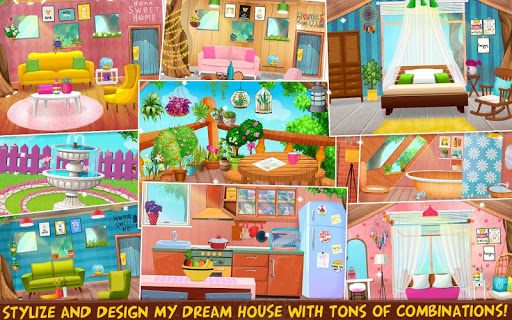 Messy House Cleanup Girls Home Cleaning Activities apkmartins screenshots 1