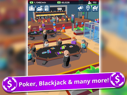 Idle Casino Manager - Business Tycoon Simulator goodtube screenshots 12