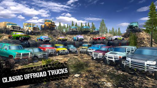 Offroad Driving Simulator 4x4: Trucks & SUV Trophy  Screenshots 14