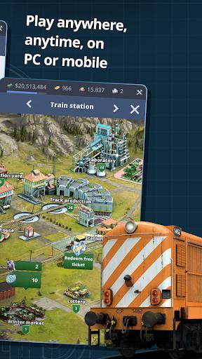 Rail Nation  screenshots 6
