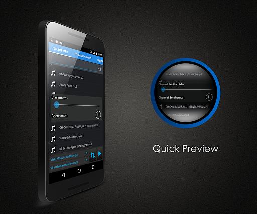MP3 Cutter 1.4.1 Screenshots 3