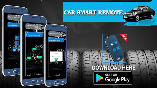 Car Smart Remote 2017 For Pc – Windows 7/8/10 And Mac – Free Download 1