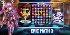Monsters & Puzzles (モンスターとパズル):伝説の戦い-新しいマッチ3のおすすめ画像1