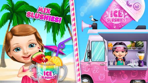 Sweet Baby Girl Summer Fun 2 - Sunny Makeover Game Apkfinish screenshots 7