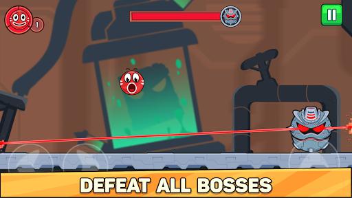Roller Ball Adventure: Bounce Ball Hero android2mod screenshots 8