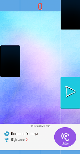 Piano Tiles Anime Songs Offline 2020  Screenshots 2