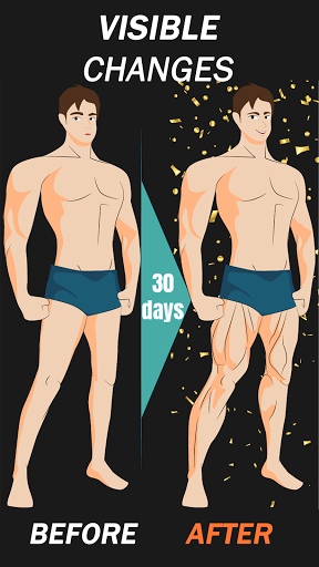 Leg Workouts - Lower Body Exercises for Men  Screenshots 8