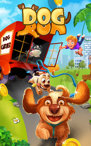Fun Run Dog - Free Running Games 2020  screenshots 1