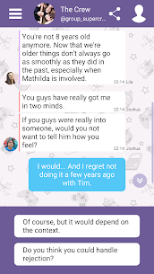 Hey Love Tim Mod Apk: High School Chat Story (Unlimited Money) 6