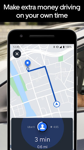 Uber - Driver  screenshots 1