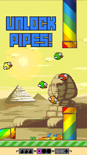 Flappy Crush Screenshot