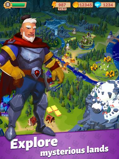 Merge Master u2013 Adventure Puzzle Apkfinish screenshots 13