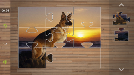 Dog Puzzle Games Free  screenshots 3