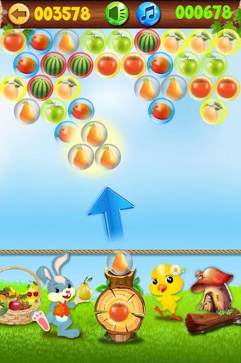 Fruit bubble shoot  screenshots 2