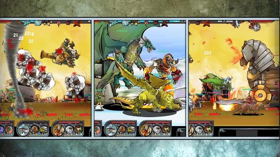 Epic War 4: Tower Defense