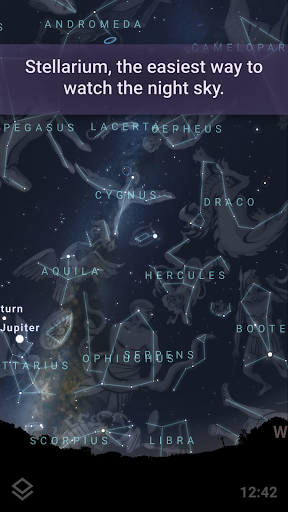 Stellarium Mobile Free - Star Map  screenshots 8